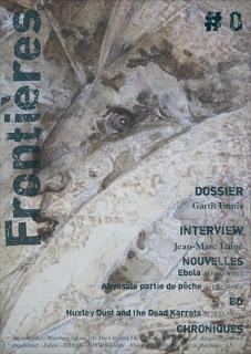 Numéro 0 du magazine Frontières