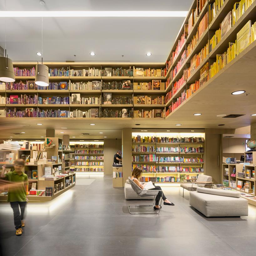 Tour Du Monde Des Librairies La Saraiva Rio De Janeiro