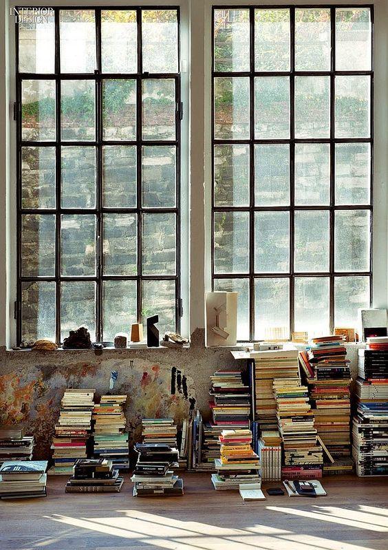 books windows