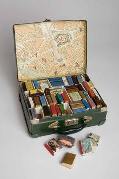 travelling books
