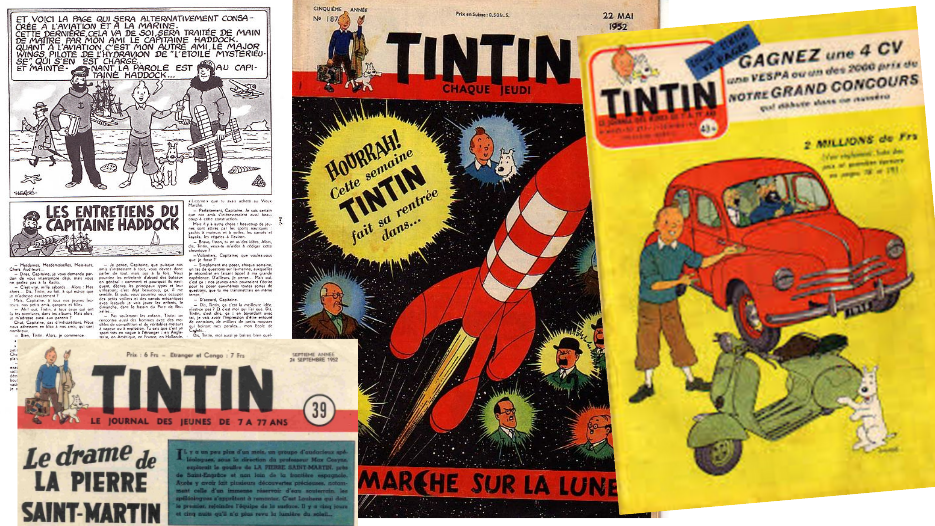 Journal de Tintin 2