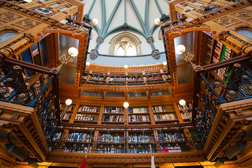 Bibliothèque Ottawa