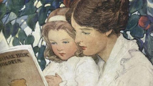 Lire adulte enfant