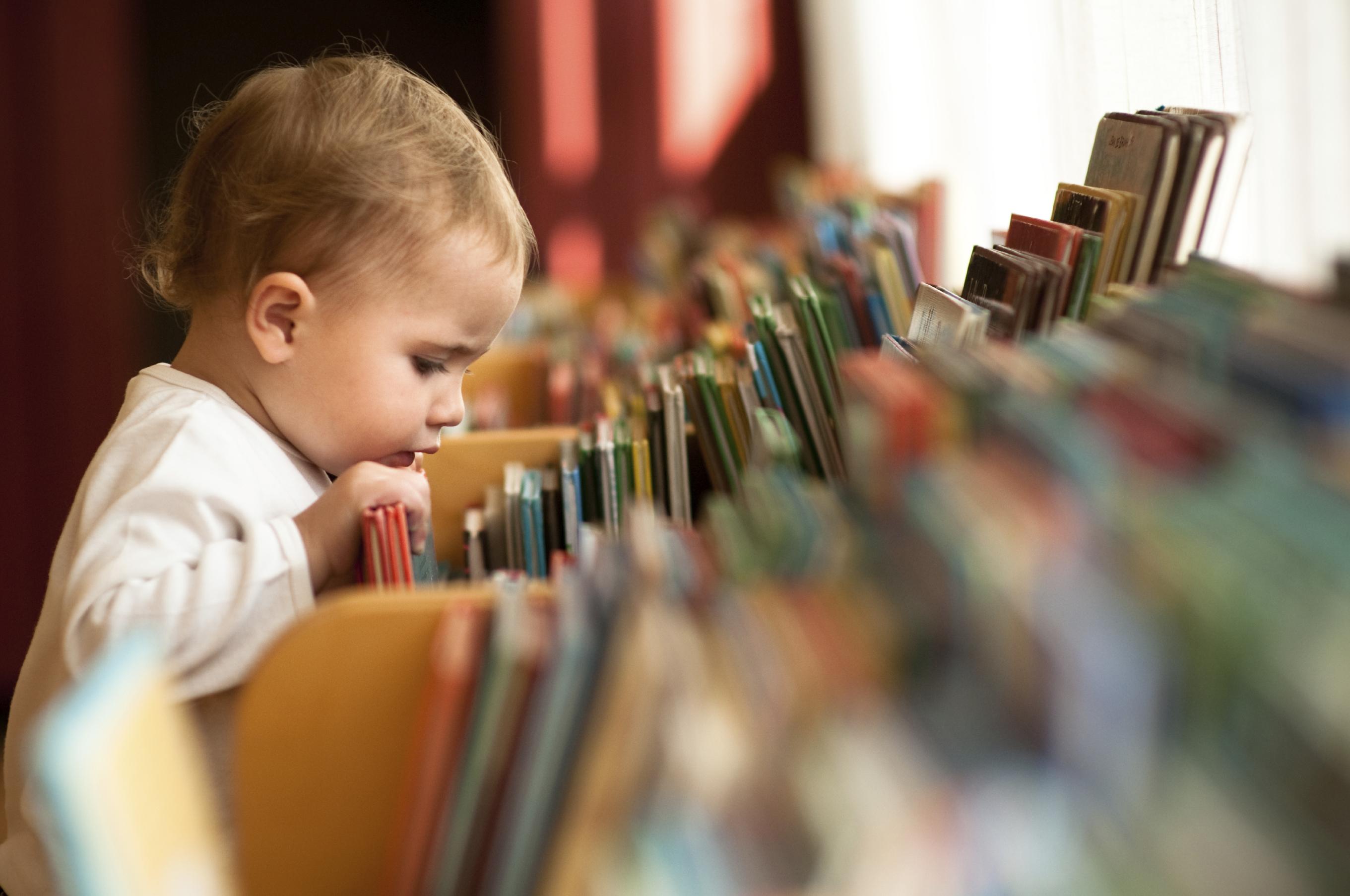 Phénomène : Et si on lisait dès la naissance ? 1