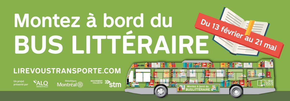 Livres Bus littéraire 1