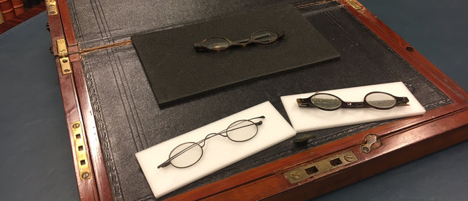 Jane Austen glasses