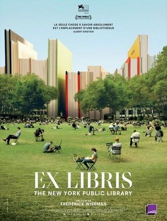 Affiche Ex-Libris