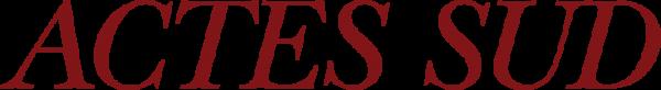 Actes Sud Logo