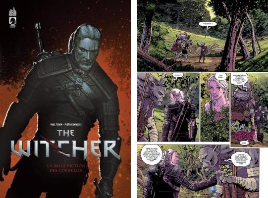 witcher comics