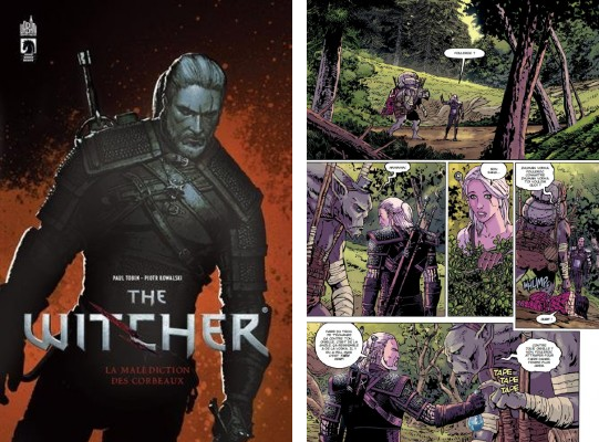 Witcher Comics