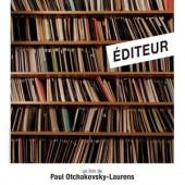 Affiche Editeur