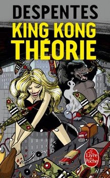 King Kong Théorie de Virginie Despentes - Couverture