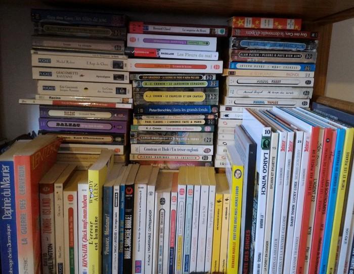 Bibliothèque Hillja 1