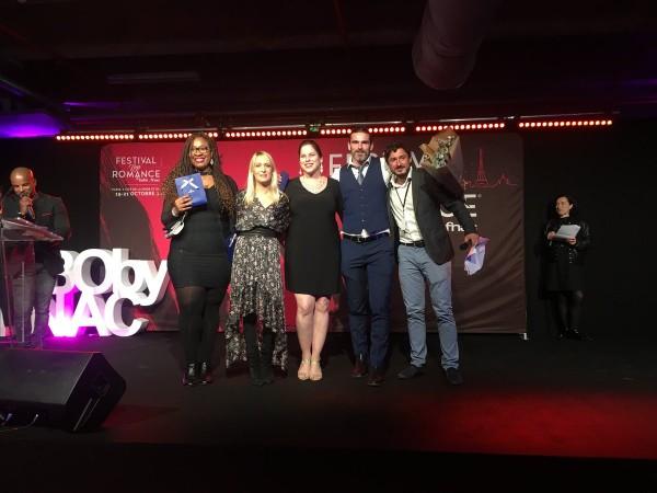 Erin Watt Remporte le prix du meilleur Roman dans les New Romance Awards 2018