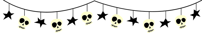 Streamer-Halloween