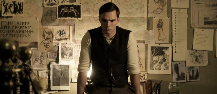 Biopic Tolkien Nicholas Hoult