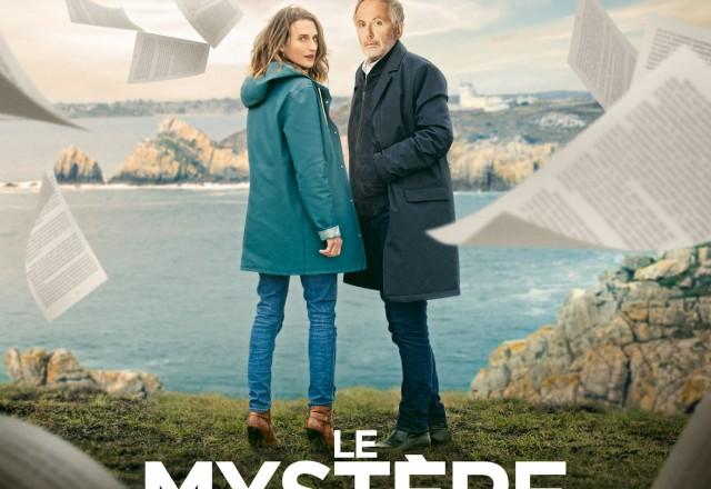 Affiche Film Mystère Henri Pick