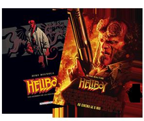 Hellboy Adaptation