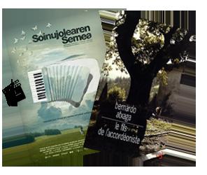 Le Fils de l'accordéoniste Adaptation