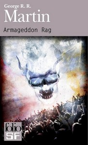 Armageddon Rag Couverture