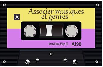 TapeMusiquesGenres