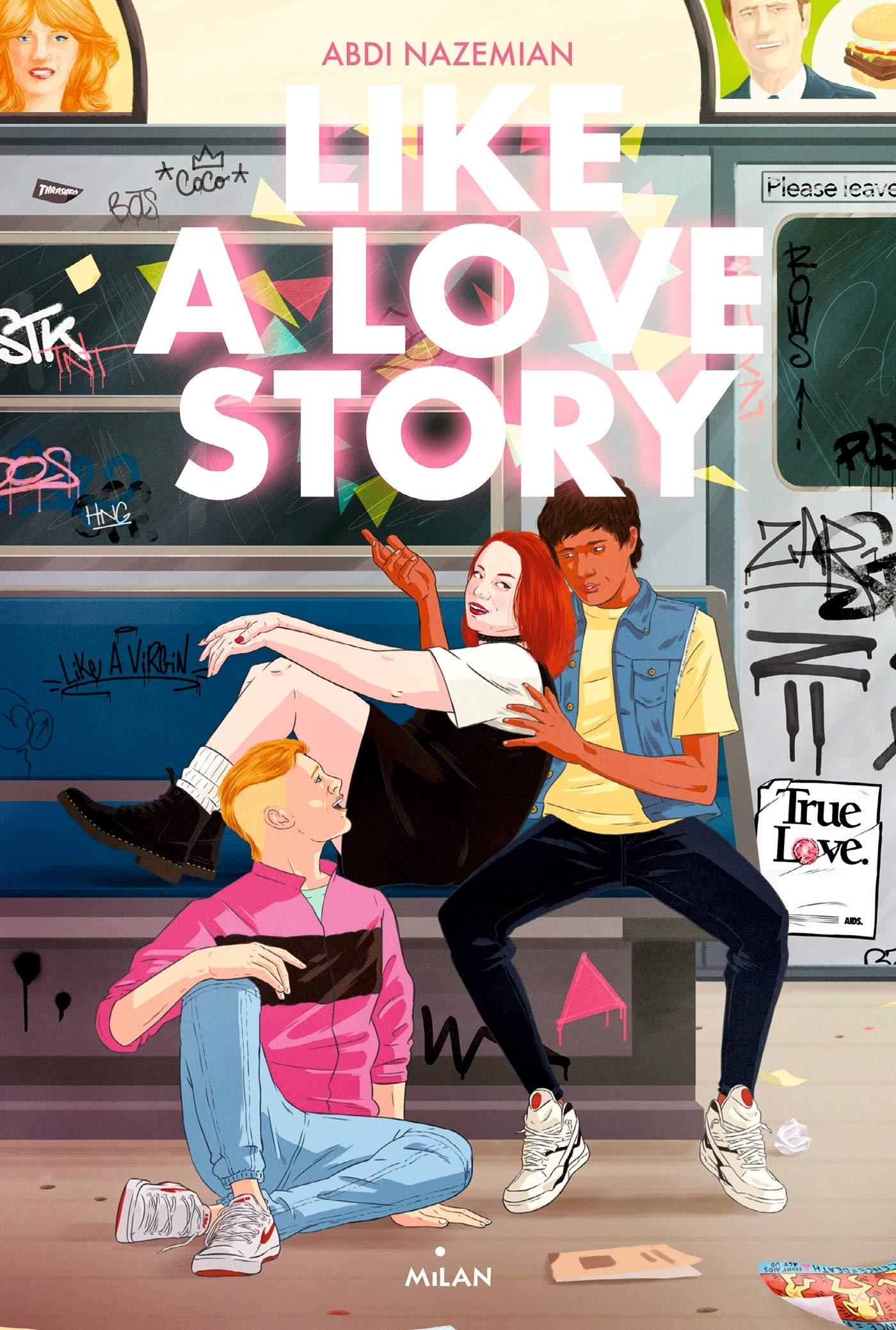 Like a love Story : L'amour au temps du SIDA