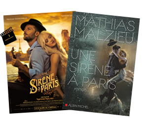 Une sirène à Paris Adaptation