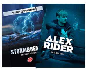 Alex Rider Adaptation