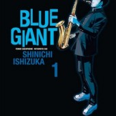 Blue Giant Couverture