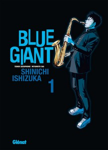 Blue Giant Couverture