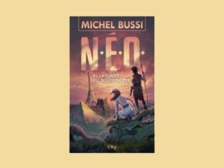 Michel Bussi sort son nouveau livre cette semaine