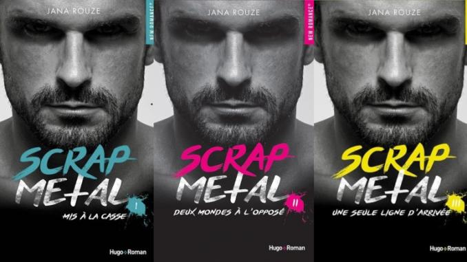Scrap Metal série